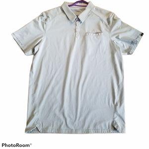 Oakley Hydralix Golf/ Polo Shirt Sz XL